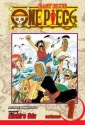 One Piece: Romance Dawn (One Piece, #1) Book