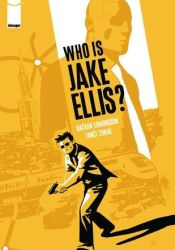 Who is Jake Ellis? Book by Nathan Edmondson