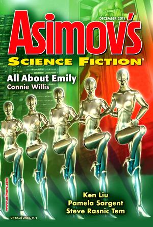 Asimov's Science Fiction, December 2011