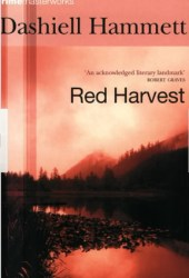 Red Harvest Book