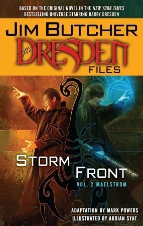 Jim Butcher's The Dresden Files: Storm Front, Volume 2: Maelstrom