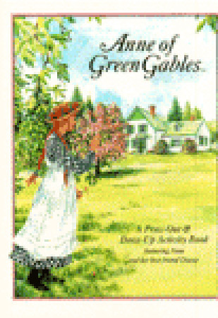 Anne Of Green Gables Press-Out Doll Book