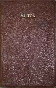 A Selection from the Works of John Milton