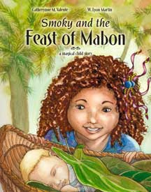 Smoky and the Feast of Mabon: A Magical Child Story