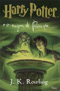 Harry Potter e o Enigma do Príncipe (Harry Potter, #6)
