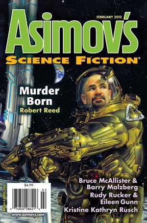 Asimov's Science Fiction, February 2012
