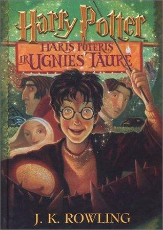 Haris Poteris ir Ugnies Taurė (Haris Poteris, #4)