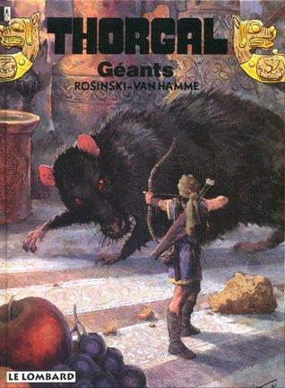 Géants (Thorgal #22)
