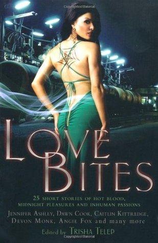 The Mammoth Book of Vampire Romance 2: Love Bites