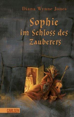 Sophie im Schloss des Zauberers (Howl's Moving Castle, #1)
