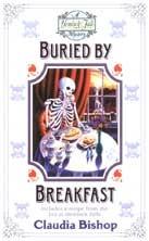 Buried by Breakfast (Hemlock Falls Mysteries, #12)