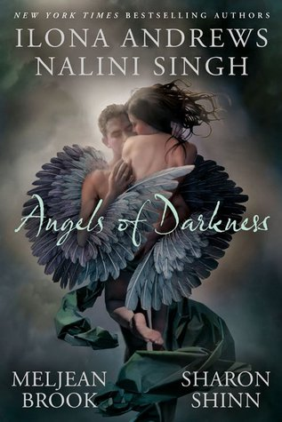 Angels of Darkness (Alphas, #0.5; Guild Hunter, #3.5; The Guardians, #7.5; Samaria)