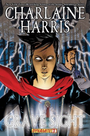 Grave Sight, Part 1 (Harper Connelly Graphic Novel, #1.1)