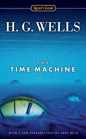 Image result for the time machine book