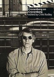 Cronenberg on Cronenberg Book by Chris Rodley