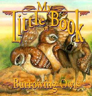 My Little Book of Burrowing Owls