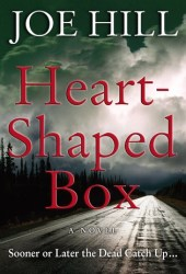 Heart-Shaped Box Book