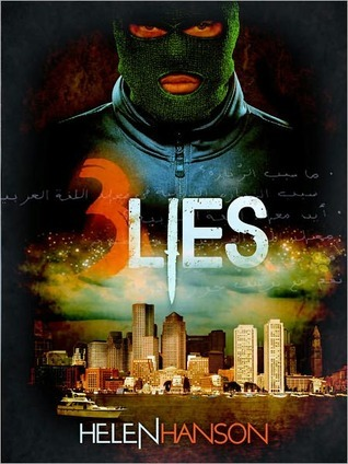 3 Lies (Masters CIA Thriller, #1)