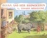 Diana and Her Rhinoceros