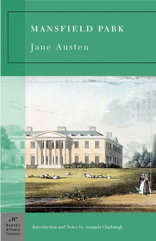 Image result for mansfield park book goodreads