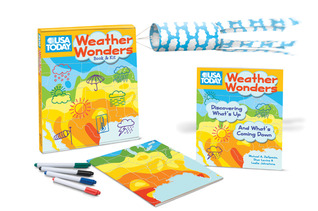 USA TODAY® Weather Wonders Book  Kit
