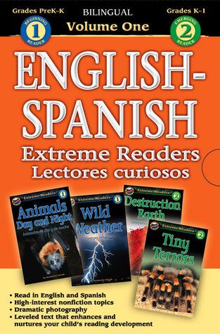 Extreme Readers Slipcase Levels 1-2, Volume 1: Lectores curiosos