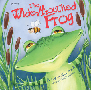 The Wide-Mouthed Frog Pop-Up Storybook