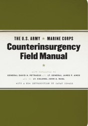 The U.S. Army/Marine Corps Counterinsurgency Field Manual Book by U.S. Department of the Army
