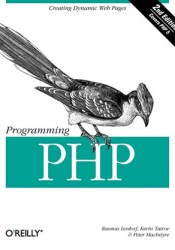 Programming PHP Book by Rasmus Lerdorf