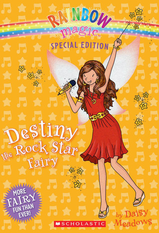 Destiny the Rock Star Fairy