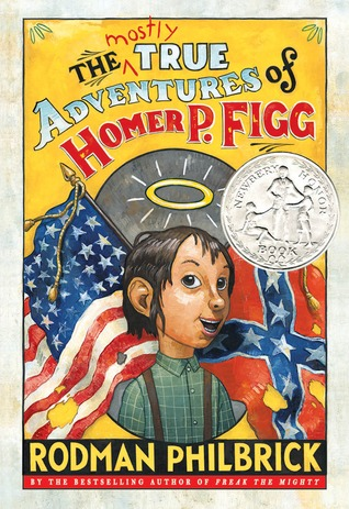 Image result for mostly true adventures of homer p. figg
