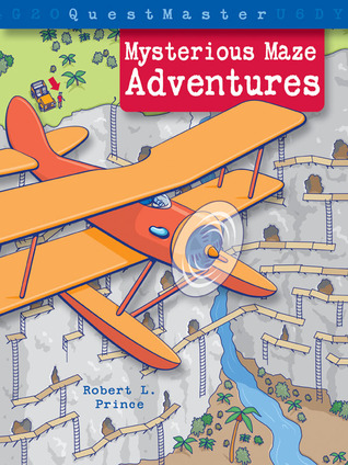Questmaster Mysterious Maze Adventures