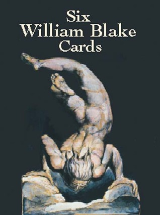 Six William Blake Cards