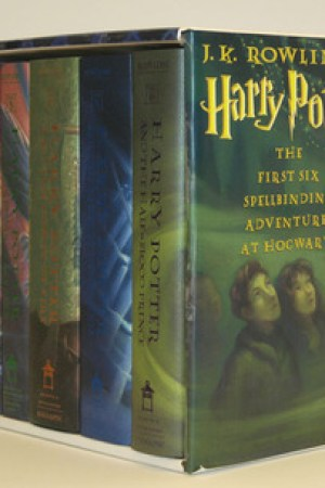 Harry Potter Collection (Harry Potter, #1-6) pdf books
