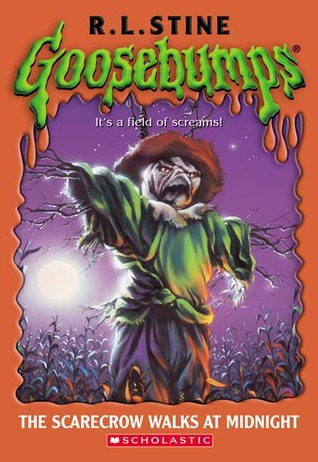 The Scarecrow Walks at Midnight (Goosebumps, #20)