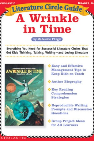 Literature Circle Guide: A Wrinkle in Time pdf books