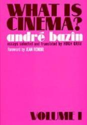 What is Cinema?: Volume I Book by André Bazin