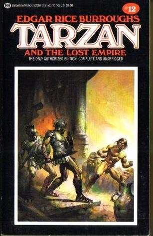 Tarzan and the Lost Empire (Tarzan, #12)