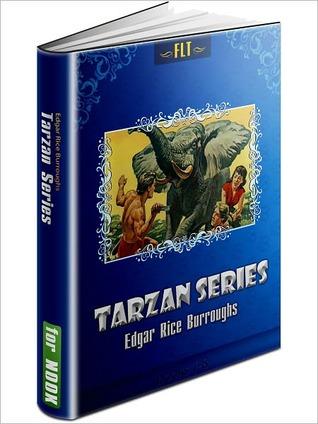 Tarzan Series (Tarzan, #1-8)