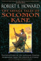 The Savage Tales of Solomon Kane Book