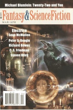 Fantasy & Science Fiction, March/April 2012 (The Magazine of Fantasy & Science Fiction, #700)
