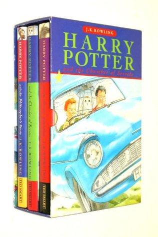 The Harry Potter trilogy (Harry Potter, #1-3)