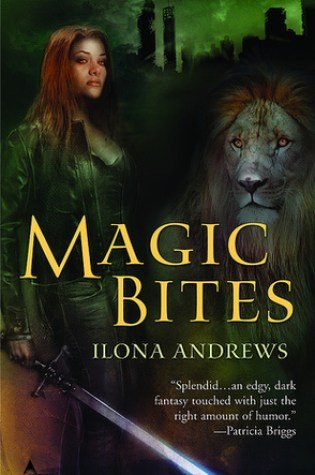 Magic Bites (Kate Daniels #1) – Ilona Andrews