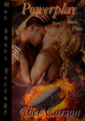 Powerplay (Hot Shots Trilogy, #3)