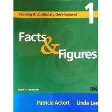 Facts & Figures: Reading and Vocabulary Development 1