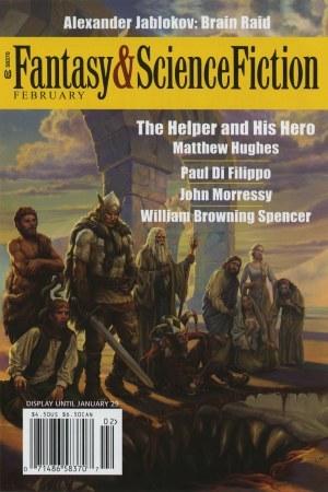 Fantasy & Science Fiction, February 2007 (The Magazine of Fantasy & Science Fiction, #658)