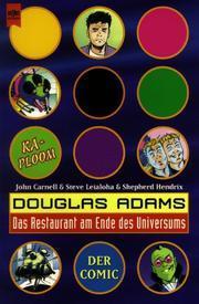 Douglas Adams, Das Restaurant am Ende des Universums - Comic 2 (Per Anhalter durch die Galaxis, #2)