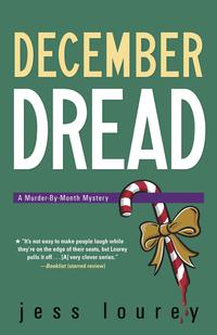 December Dread (Murder-by-Month Mystery #8)