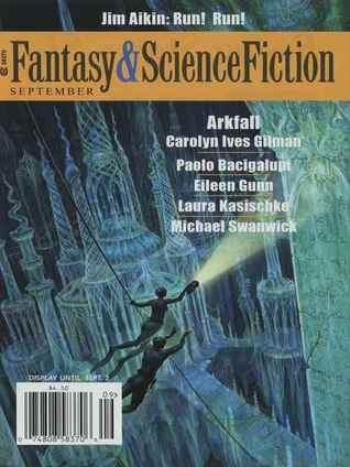 The Magazine of Fantasy and Science Fiction, September 2008 (The Magazine of Fantasy & Science Fiction, #676)