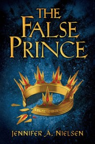 Cover - The False Prince by Jennifer A. Nielsen